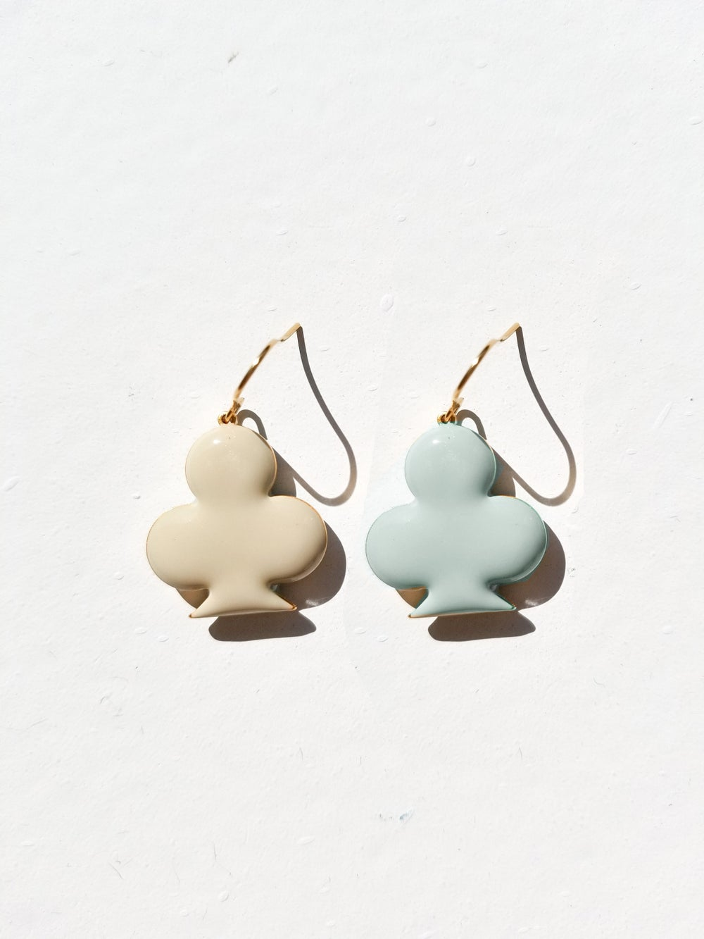 Clubs Hook Earrings • Fall Re-edition