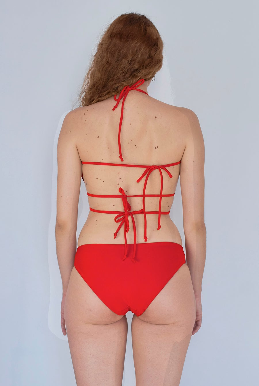 Image of SALE - Suki Knickers - Hot Red