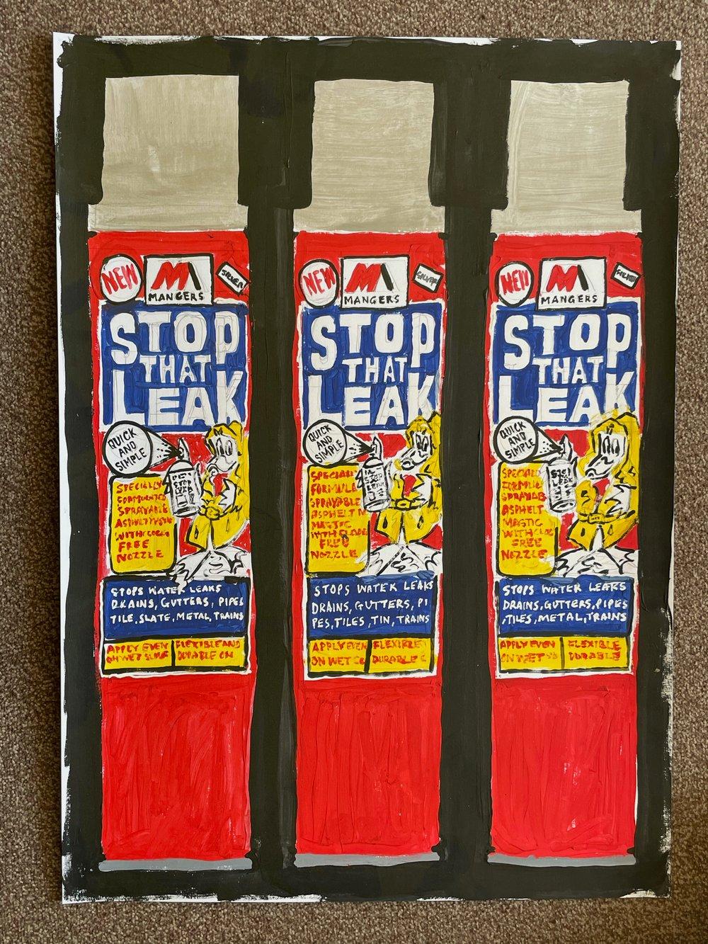Image of Stop That Leak / Petro
