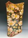 """Summer Meadows"" lustre flambe vase - 2"