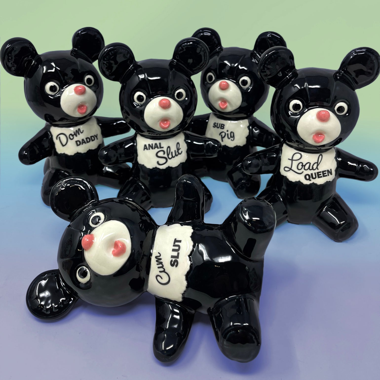 Image of Kinky Teddy Bears