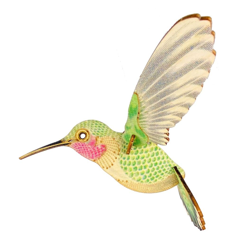Image of JCR BIRDS : HUMMINGBIRD