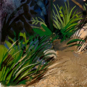 Image of Painting: Light is Ebbing