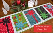 Image of Christmas Boxes Runner Kit