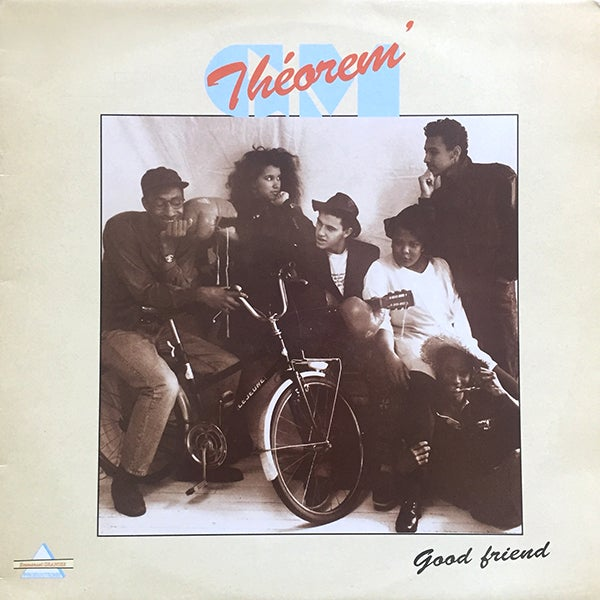 Theorem' - Good Friend (Yannick Emmanuel Productions  - 1994)