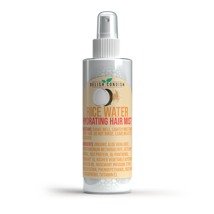 Rice Water Hydrating Hair Mist