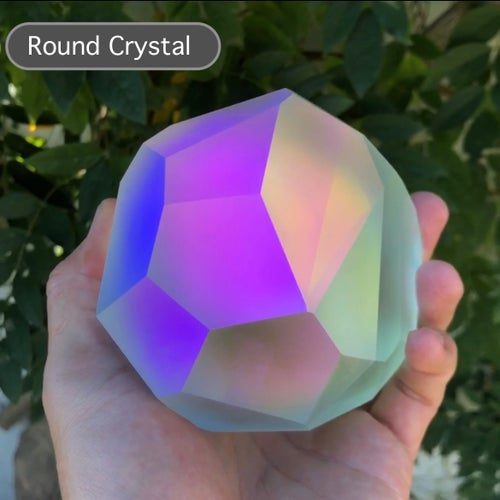 Image of Lux Crystal Shapes and Colors Information