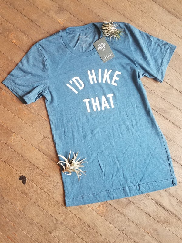 Image of I'd Hike That Unisex Tee