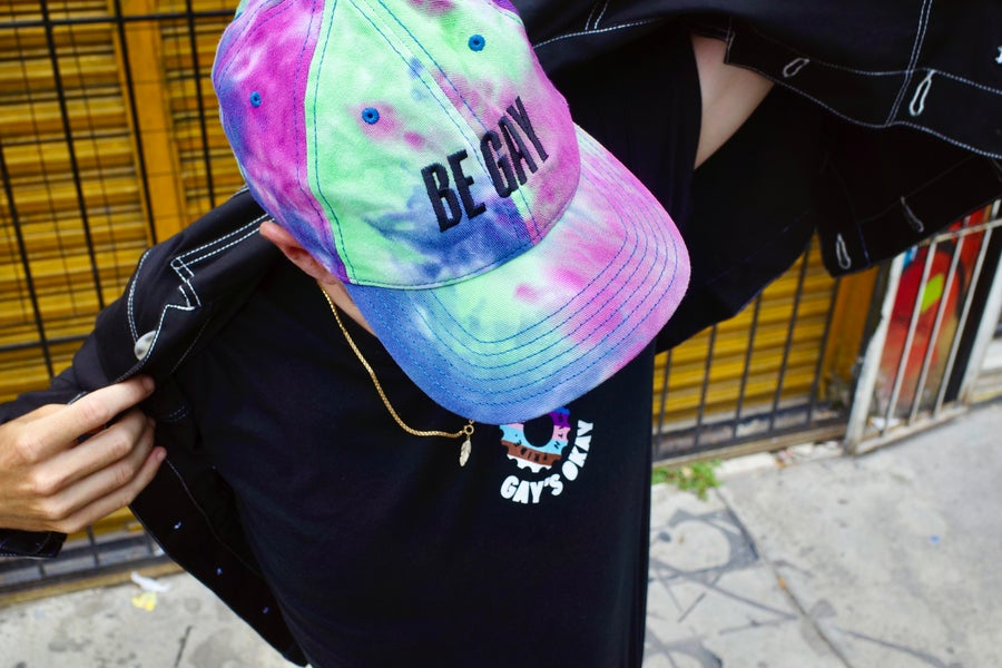 Image of TIE-DYE CAP