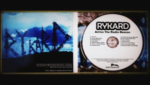 Image of Rykard - Arrive the Radio Beacon [LIMITED EDITION Digi-Pack CD]