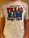 T-Shirt Texas Made Honky Tonk Full Color Logo