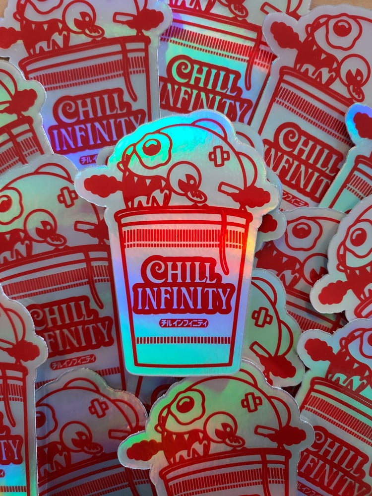 Image of Cup of Noods Sticker