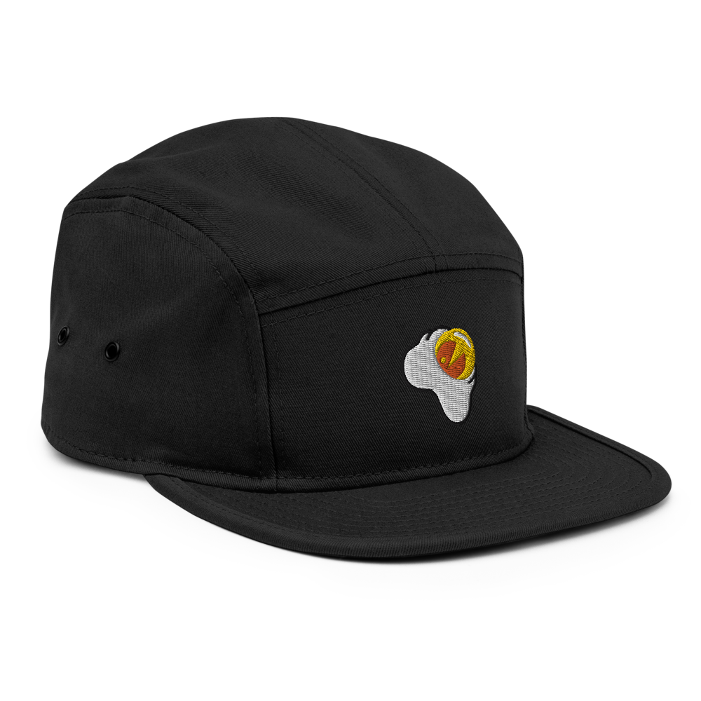Image of 3rd Eye Fried 5 Panel Hat