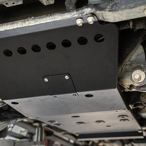 Image of Cali Raised Front Skid Plate for 2005-2021 Toyota Tacoma