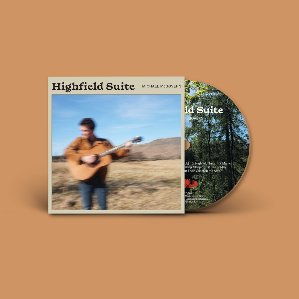 Image of Michael McGovern - Highfield Suite ( CD )