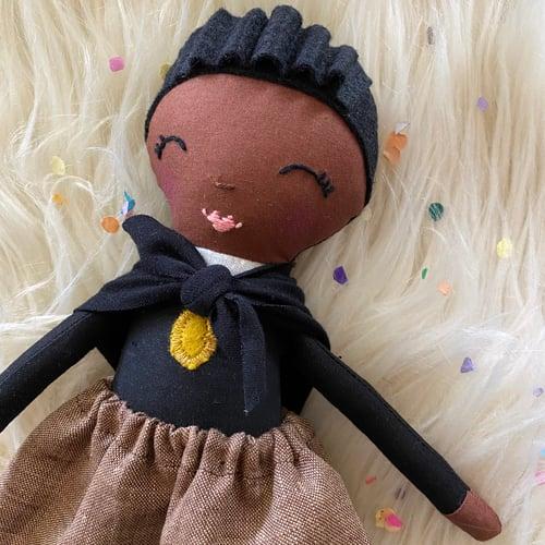 Image of Saint Josephine Bakhita Doll