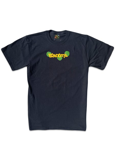 Image of Spiral Logo T-Shirt (Black)