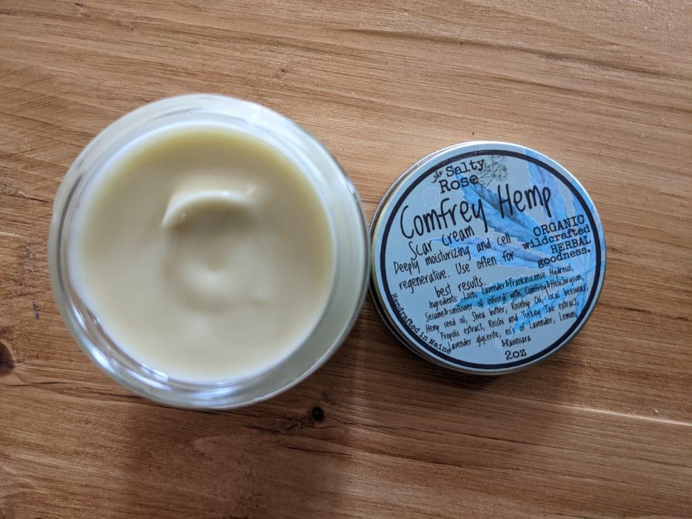 Image of Comfrey Hemp scar cream