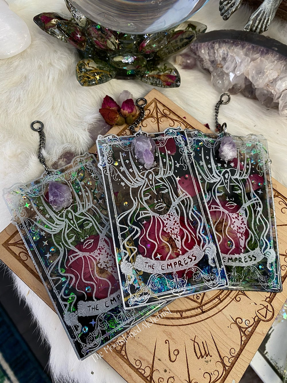 Image of First Edition The Empress Cards