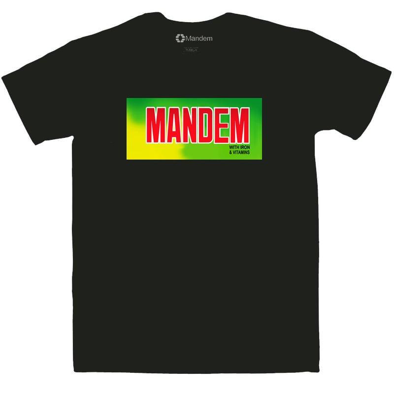 Image of MANDEM BOTTLE TEE
