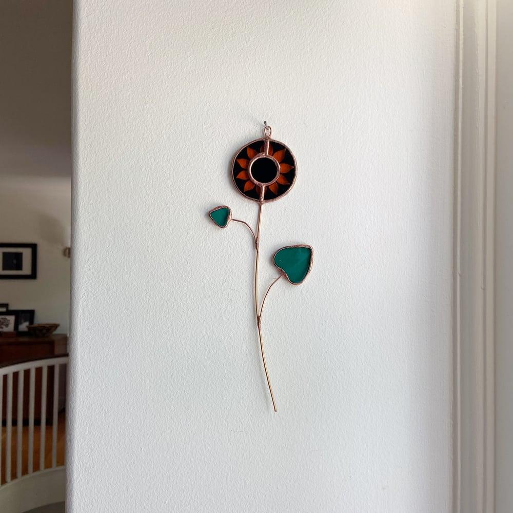 Image of Sunflower Stem no.4