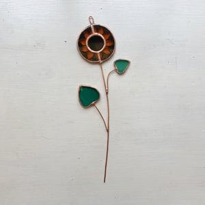 Image of Sunflower Stem no.5