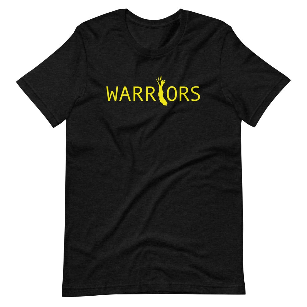 Image of Warriors - unisex/men's tee