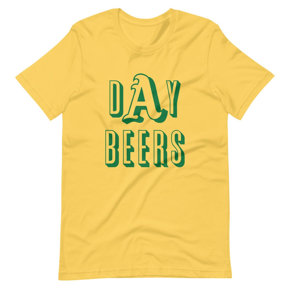Image of dAy beers - unisex/men's tee