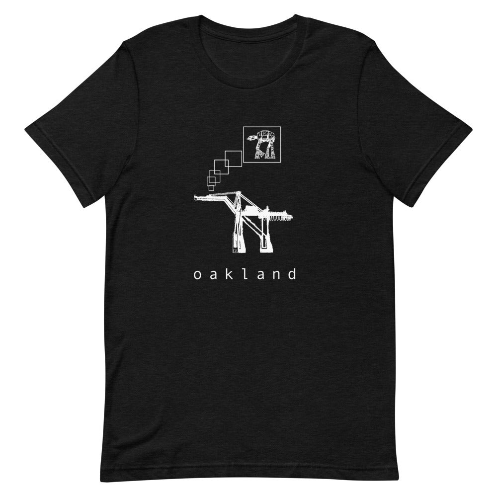 Image of AT-AT Classic - Oakland - unisex/men's tee