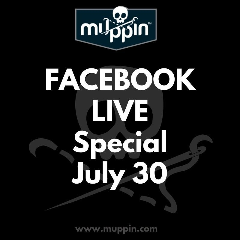 Facebook Live Special - Binding Kit - July 30