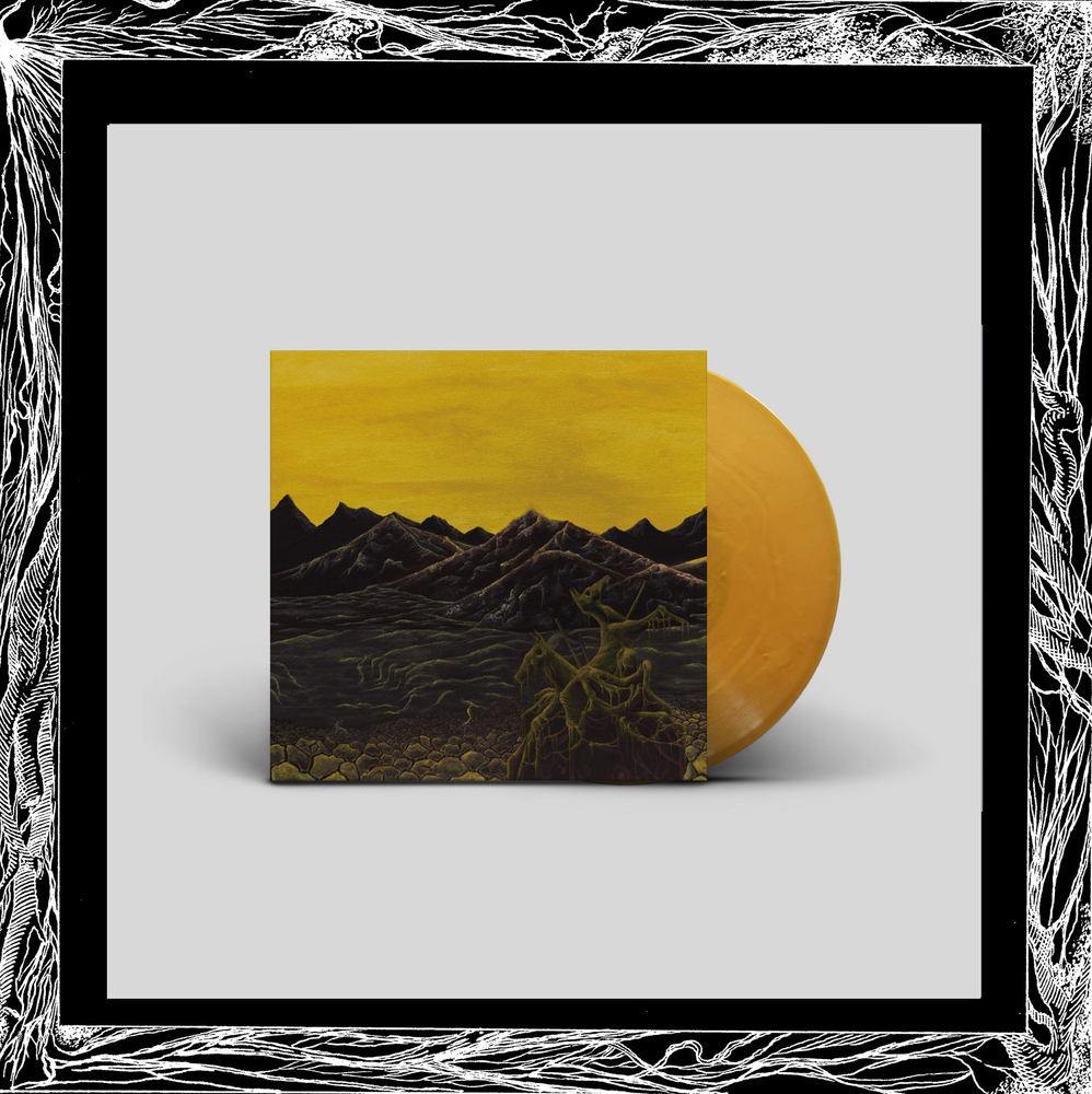 Image of Ushangvagush - Mntu - Vinyl LP [PRE-ORDER]