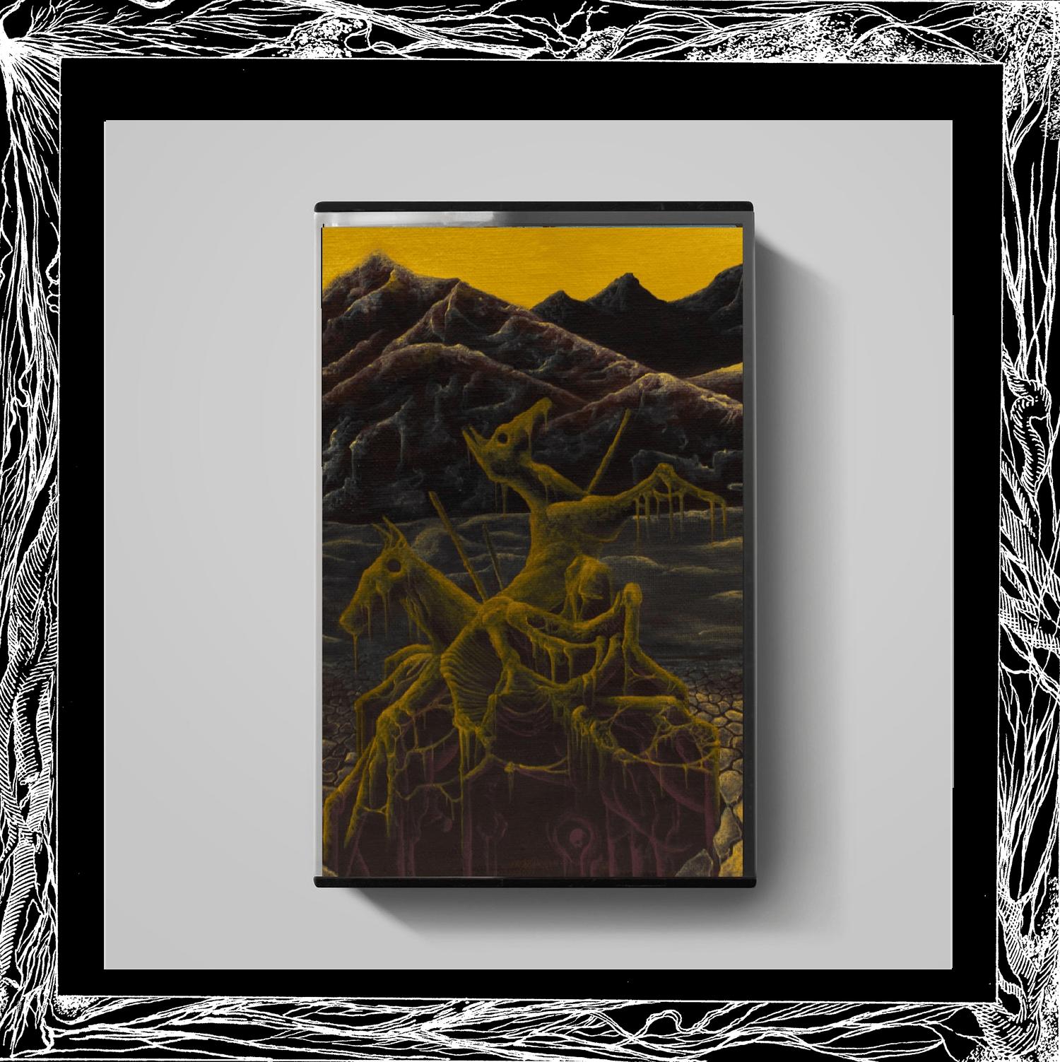 Image of Ushangvagush - Mntu - Cassette Tape [PRE-ORDER]