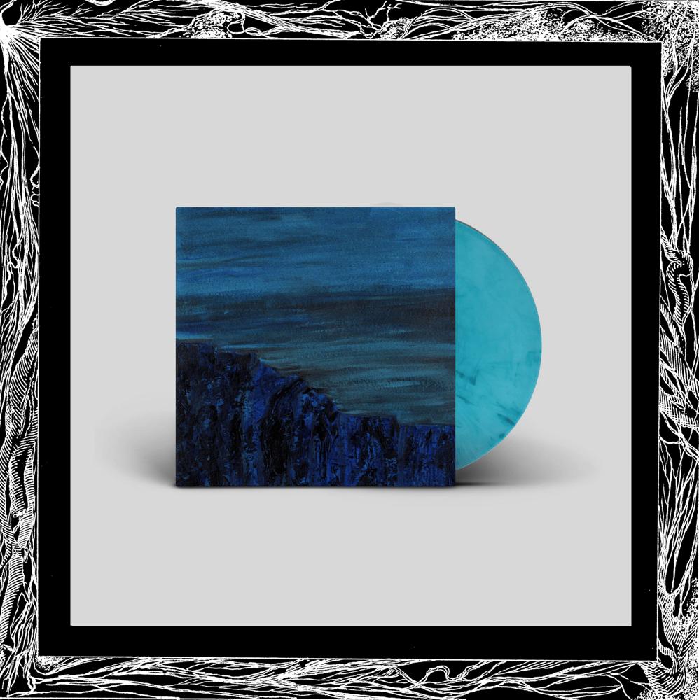 "Image of Drown - Утоплення - ""Mortal Blue"" Vinyl LP [PRE-ORDER]"