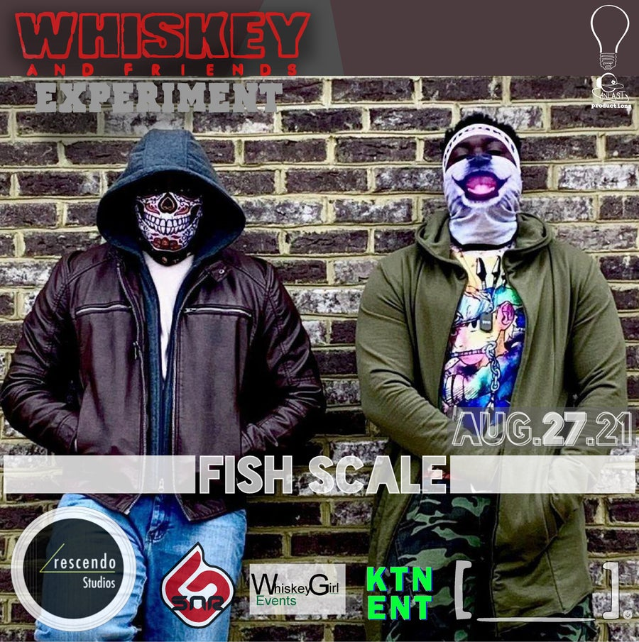 Image of FISHSCALE [VIRTUAL TICKET]