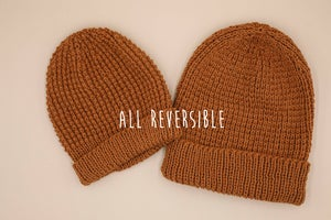 Image of Reversible Cotton Beanies