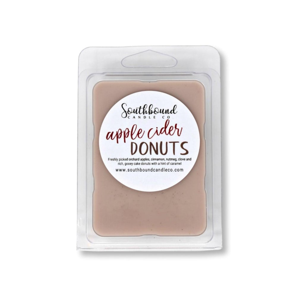 Image of Clamshell - Apple Cider Donuts