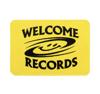 The-INTL. x Welcome Records Doormat