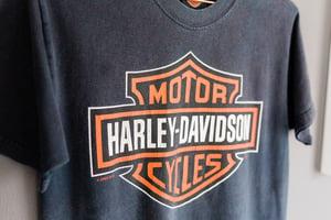 Image of Vintage Harley Davidson Route 43