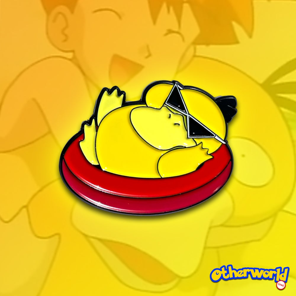 Image of Psyduck Summer -Red pin