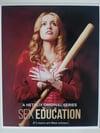 Aimiee lou Wood Signed Sex Education