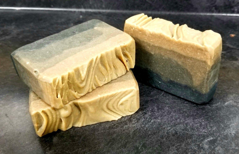 Image of Patchouli -coconut milk Soap