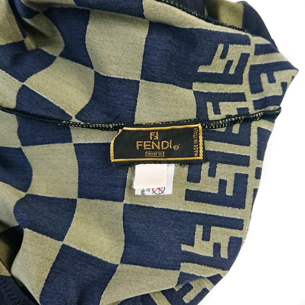 Image of Fendi Mare Zucca Swimsuit