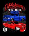 Oklahoma truck invasion