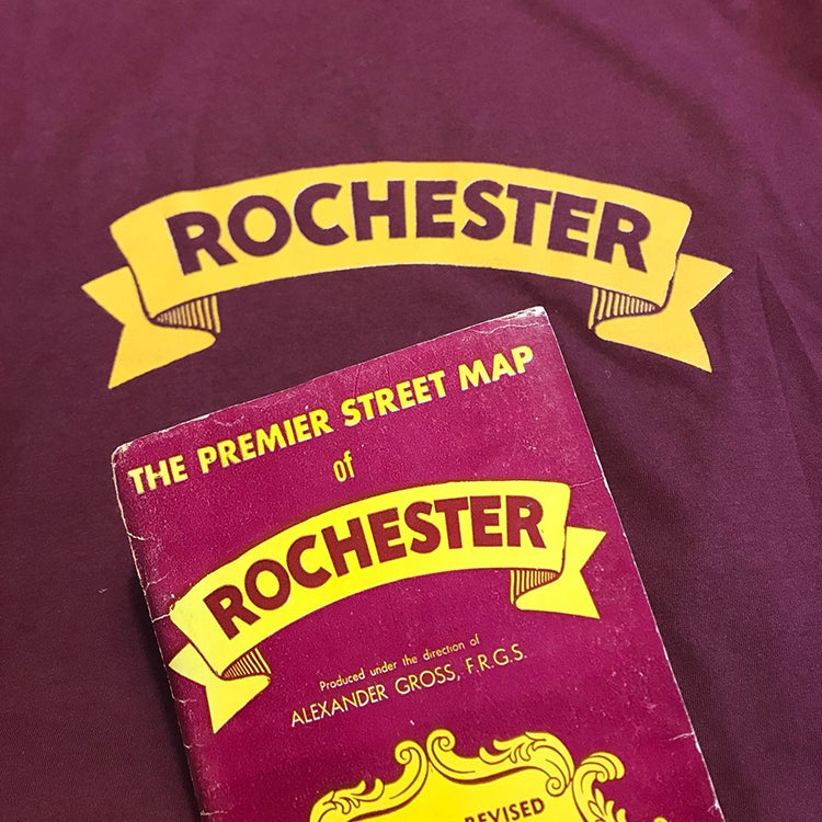 Image of Rochester Banner Tee-Shirt