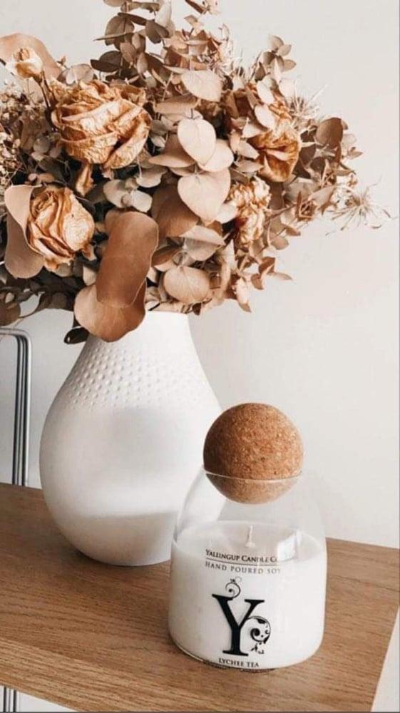 Image of Cork Ball Glass