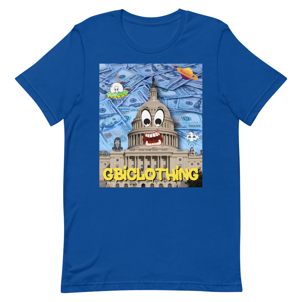 G.B.I. Cartoon T-Shirt