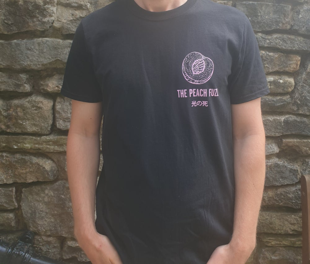 Image of NEW 'The Peach Fuzz' T shirts!