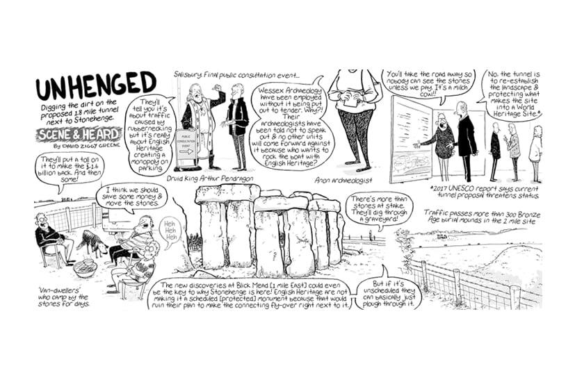 Stonehenge report print