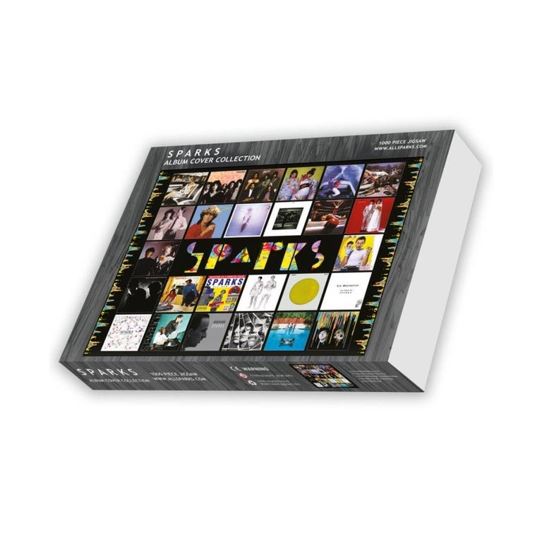 Image of Sparks - Album Cover Collection Jigsaw Puzzle (B-Stock)