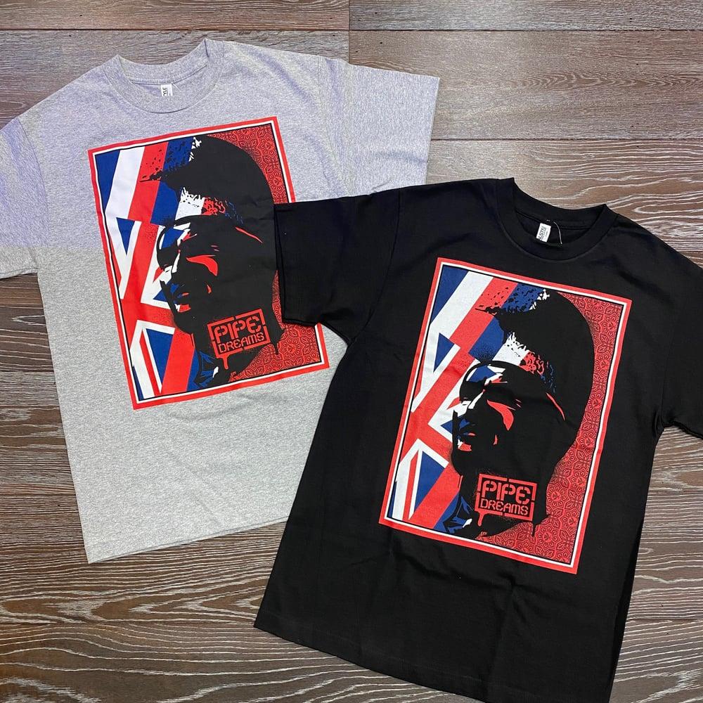 Image of Kam 59 Flag Men's T-Shirt
